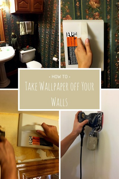 Download How To Take Wallpaper Off Walls Gallery