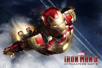 Download Iron Man 3 3D Wallpaper Gallery