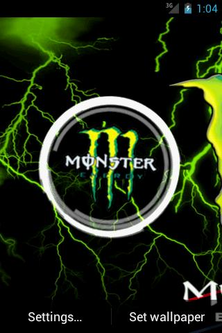 Download Monster Energy Live Wallpaper Gallery