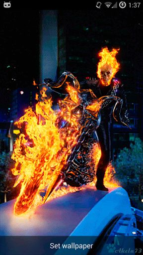 Download Ghost Rider Live Wallpaper Download Gallery