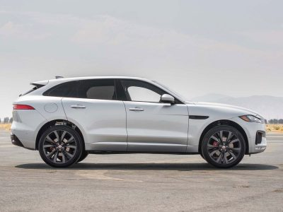 2017 Jaguar F Pace White Wallpaper | HD Wallpaper Background