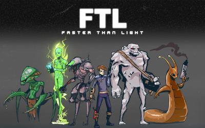 FTL Faster Than Light wallpaper | 1680x1050 | 122874 | WallpaperUP