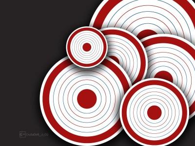 Abstract circles target wallpaper | 1600x1200 | 199518 | WallpaperUP