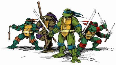 Teenage Mutant Ninja Turtles wallpaper | 1920x1080 | 214746 | WallpaperUP