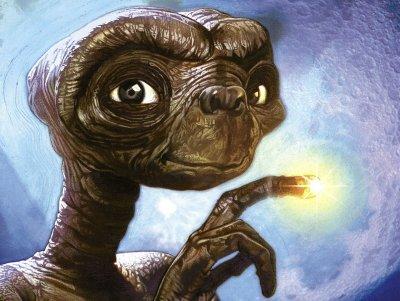 E T THE EXTRA TERRESTRIAL adventure family science sci-fi e-t alien wallpaper   1920x1446 ...
