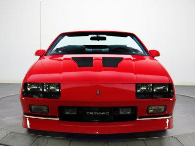 1988aei90 Chevrolet Camaro IROC-Z Convertible muscle iroc wallpaper | 2048x1536 | 559468 ...