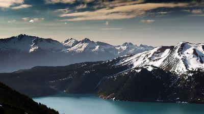 Mountains landscape nature mountain winter lake wallpaper   2560x1440   652984   WallpaperUP