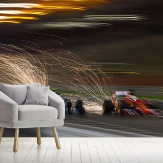 Formula 1 By Darren Heath | Wallsauce UK