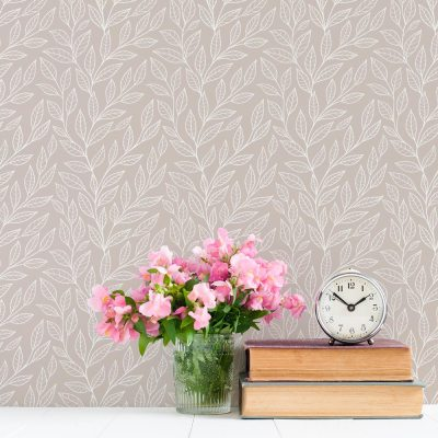 Leaf Vines Removable Wallpaper Tile