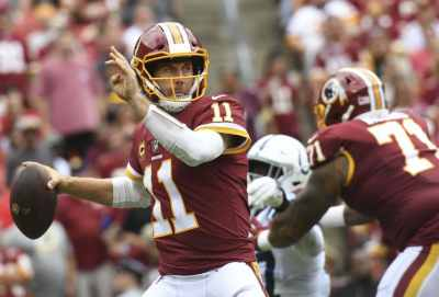 Washington Redskins vs. Green Bay Packers: Week 3 - The Washington Post