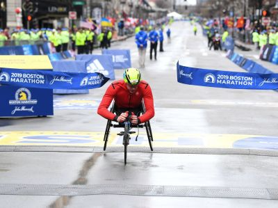 Boston Marathon 2019 live: Results, how to watch, race times, route, weather, viewer's guide ...