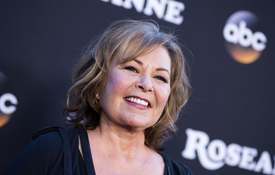 Roseanne Barr s tweet was horrible  with sad consequences   The     Roseanne Barr   Valeris Macon AFP Getty Images