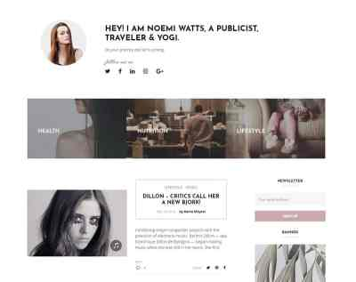 30+ Best Simple WordPress Themes with High CONVERSION (2018)