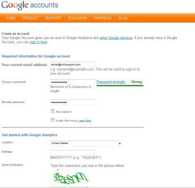 How to setup Google Analytics | Web Hosting Hub