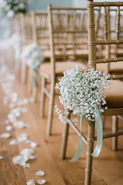 Gold Wedding Decorations | Wedding Ideas By Colour | CHWV