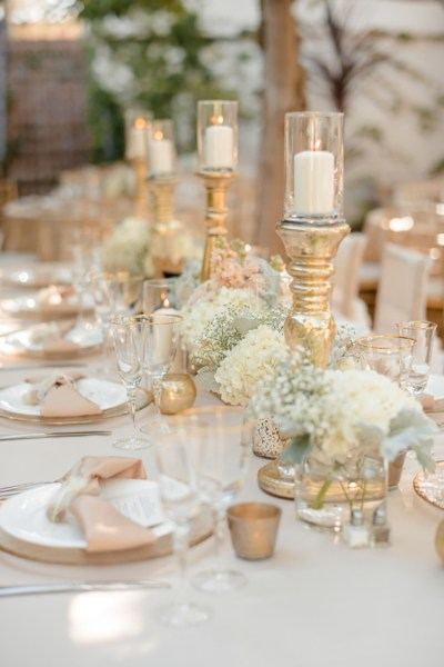 Gold Wedding Theme | Wedding Ideas By Colour | CHWV