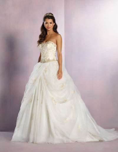 Beauty and the Beast inspired wedding dresses   Wedding ...