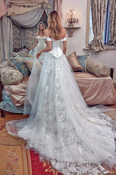 "Galia Lahav Spring 2017 Couture Wedding Dresses — ""Le ..."