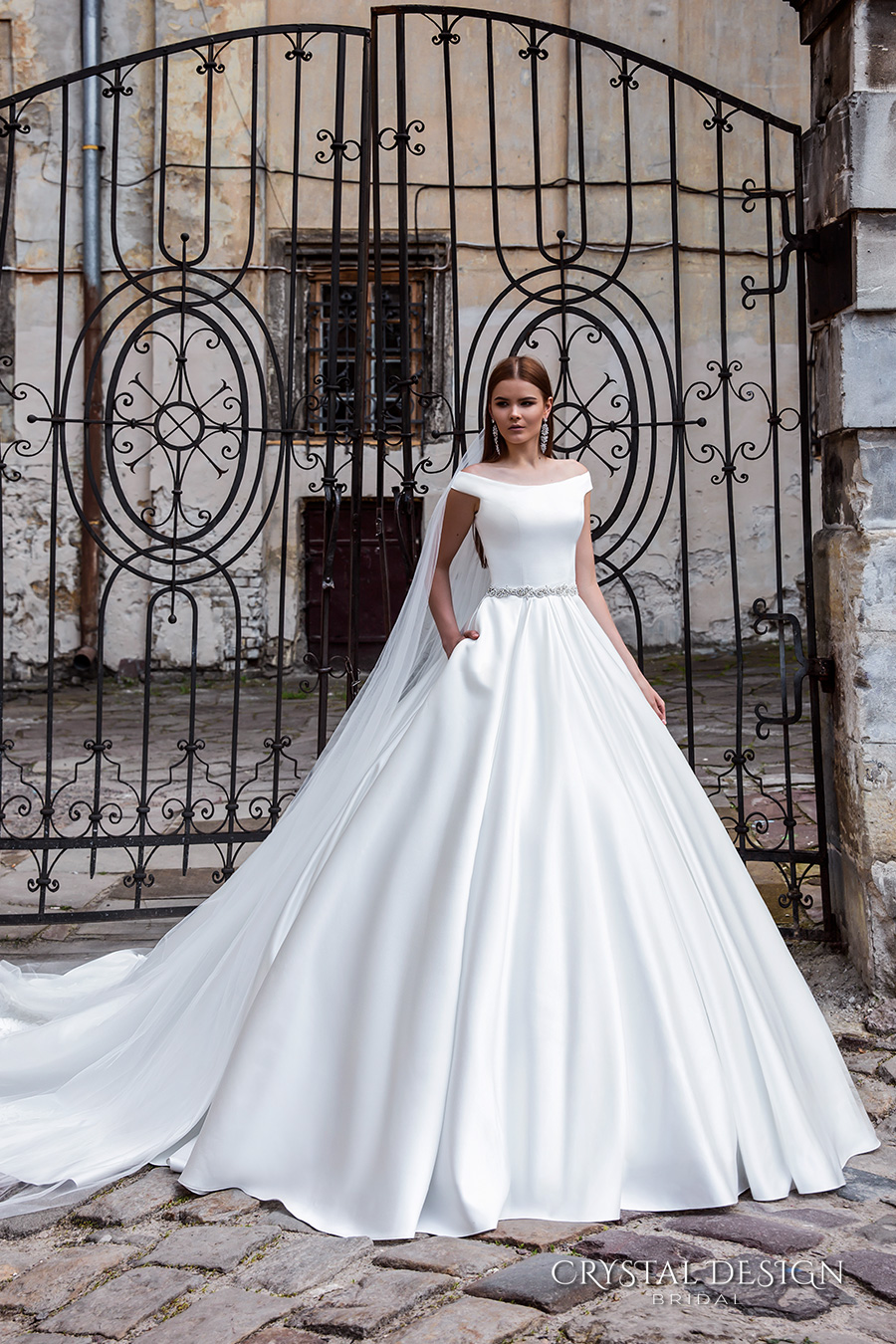 bridal wedding dresses jeweled wedding dress Morilee