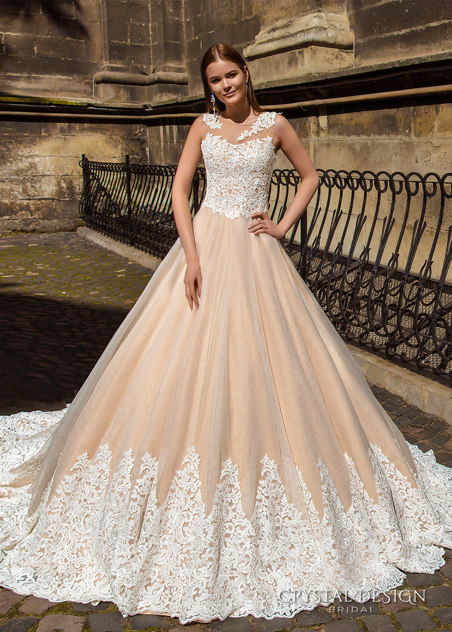 vintage champagne colored wedding dresses champagne colored wedding dresses Champagne Colored Wedding Dresses