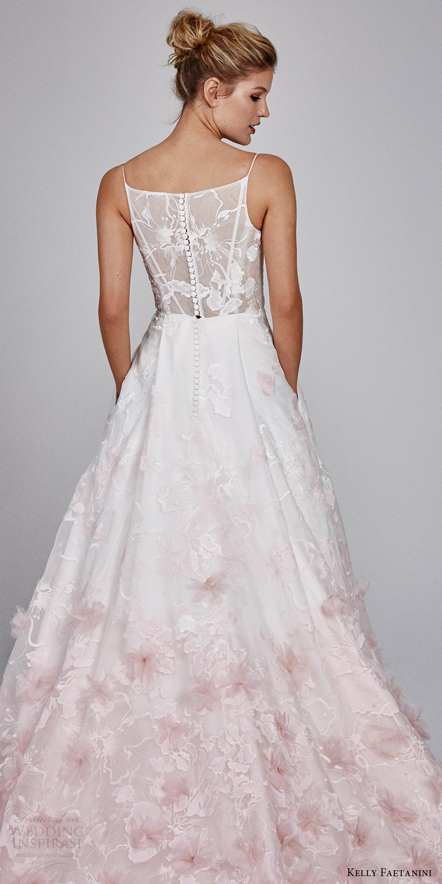 spring wedding trend ombre r ombre wedding dress Wedding Dresses Posted Image