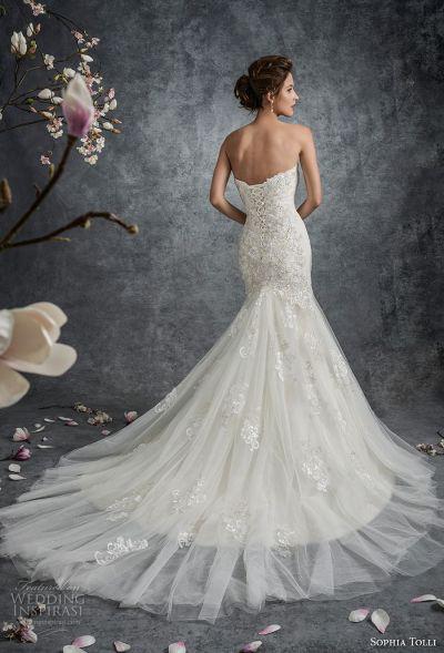 Trubridal Wedding Blog | Sophia Tolli Fall 2017 Wedding ...