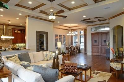 Sisler Johnston Interior Design Completes ICI Homes' Bellevue Model Home at Plantation Bay ...