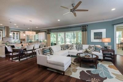 Sisler Johnston Interior Design Completes Carrington Model at Southern Hills Plantation | What's ...