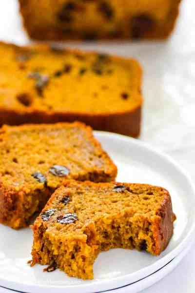 Gluten Free Pumpkin Bread Recipe - What the Fork