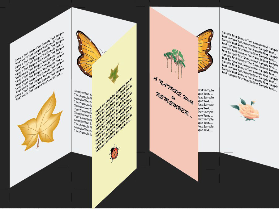 How to Make a Brochure in Adobe Illustrator  10 Steps