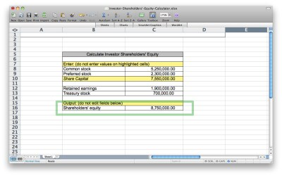 How to Calculate Shareholders' Equity (with Calculator)