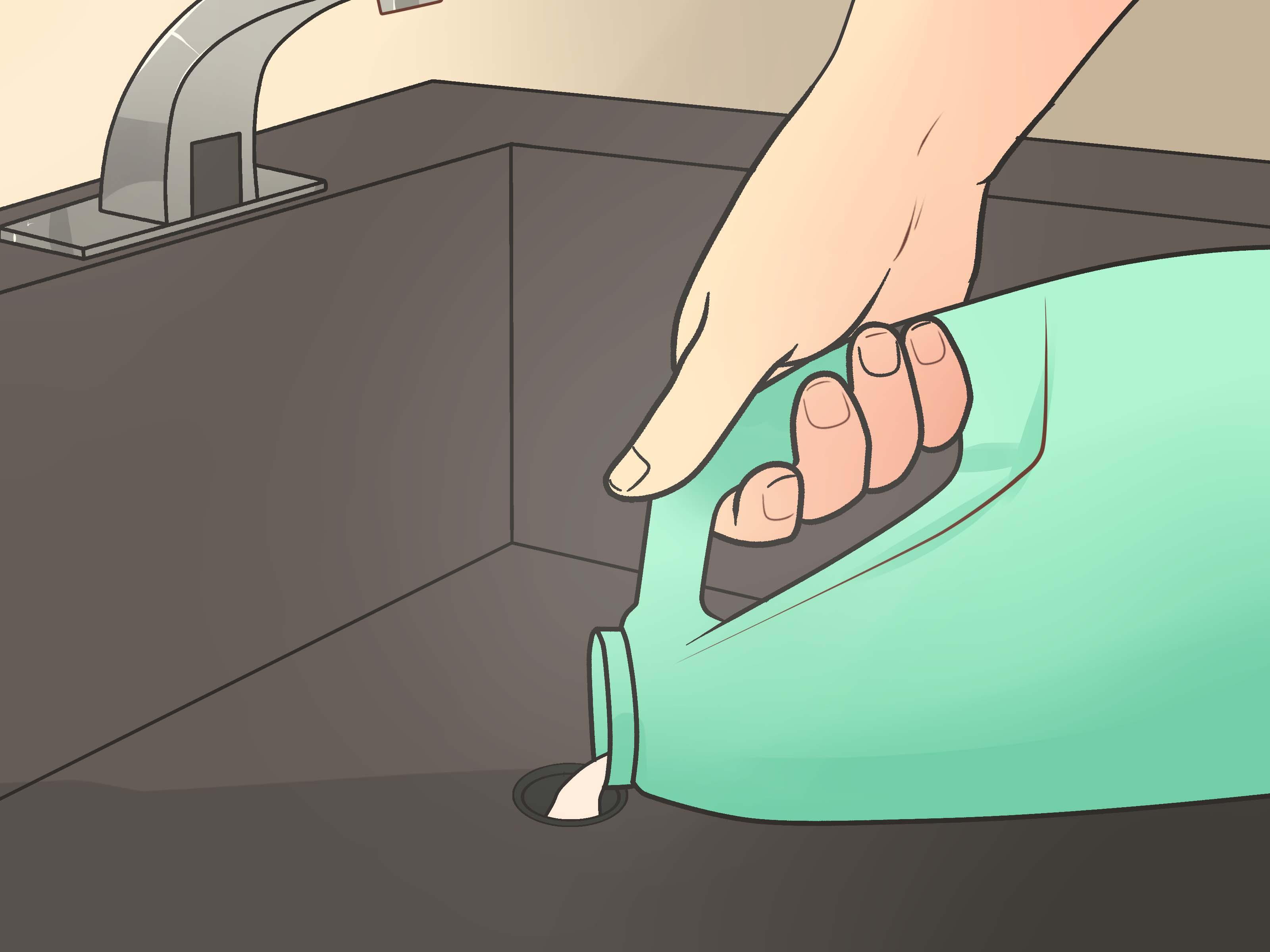 Unclog a Kitchen Sink unclog kitchen sink Unclog a Sink