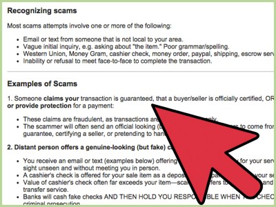 3 Ways to Avoid Writing and Research Scams on Craigslist - wikiHow