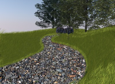 How to Make a Gravel Path: 7 Steps (with Pictures) - wikiHow