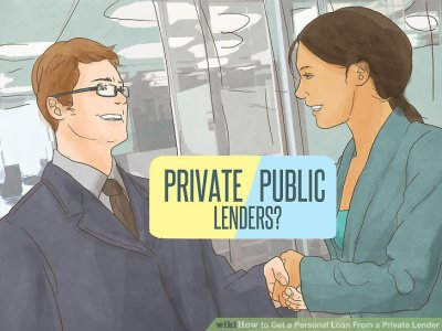3 Ways to Get a Personal Loan From a Private Lender - wikiHow