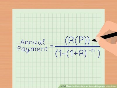 2 Easy Ways to Calculate an Annual Payment on a Loan