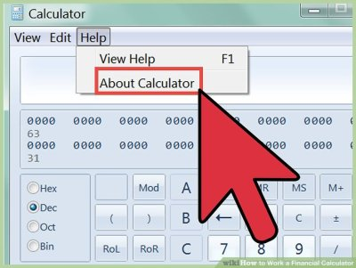 How to Work a Financial Calculator: 8 Steps (with Pictures)