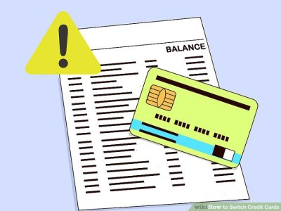 How to Switch Credit Cards (with Pictures) - wikiHow
