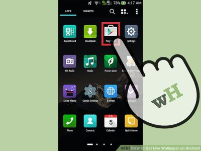 How to Get Live Wallpaper on Android: 15 Steps (with Pictures)