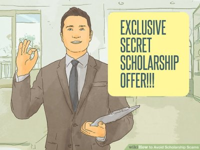 3 Ways to Avoid Scholarship Scams - wikiHow