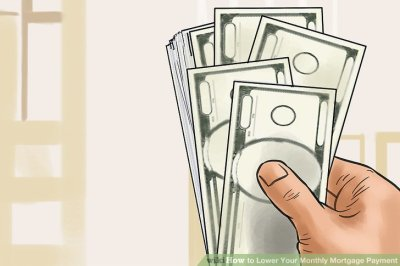 3 Ways to Lower Your Monthly Mortgage Payment - wikiHow