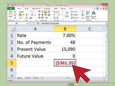 How to Calculate Auto Loan Payments (with Pictures) - wikiHow