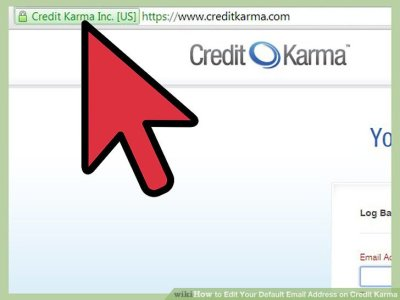 How to Edit Your Default Email Address on Credit Karma: 6 Steps