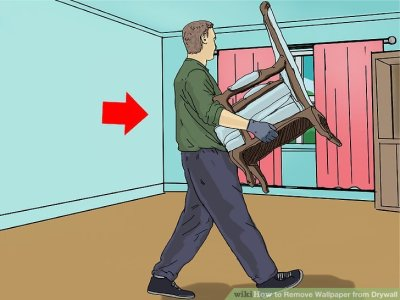 How to Remove Wallpaper from Drywall (with Pictures) - wikiHow