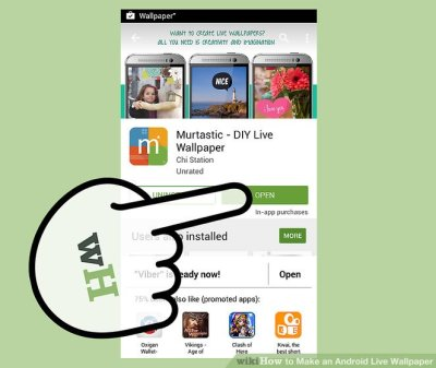 How to Make an Android Live Wallpaper (with Pictures) - wikiHow