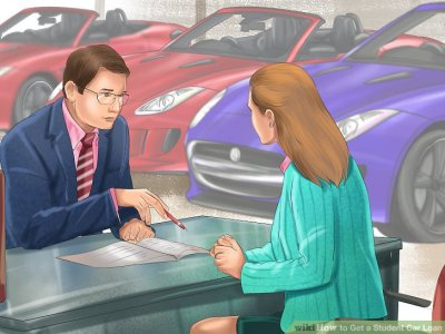 How to Get a Student Car Loan (with Pictures) - wikiHow