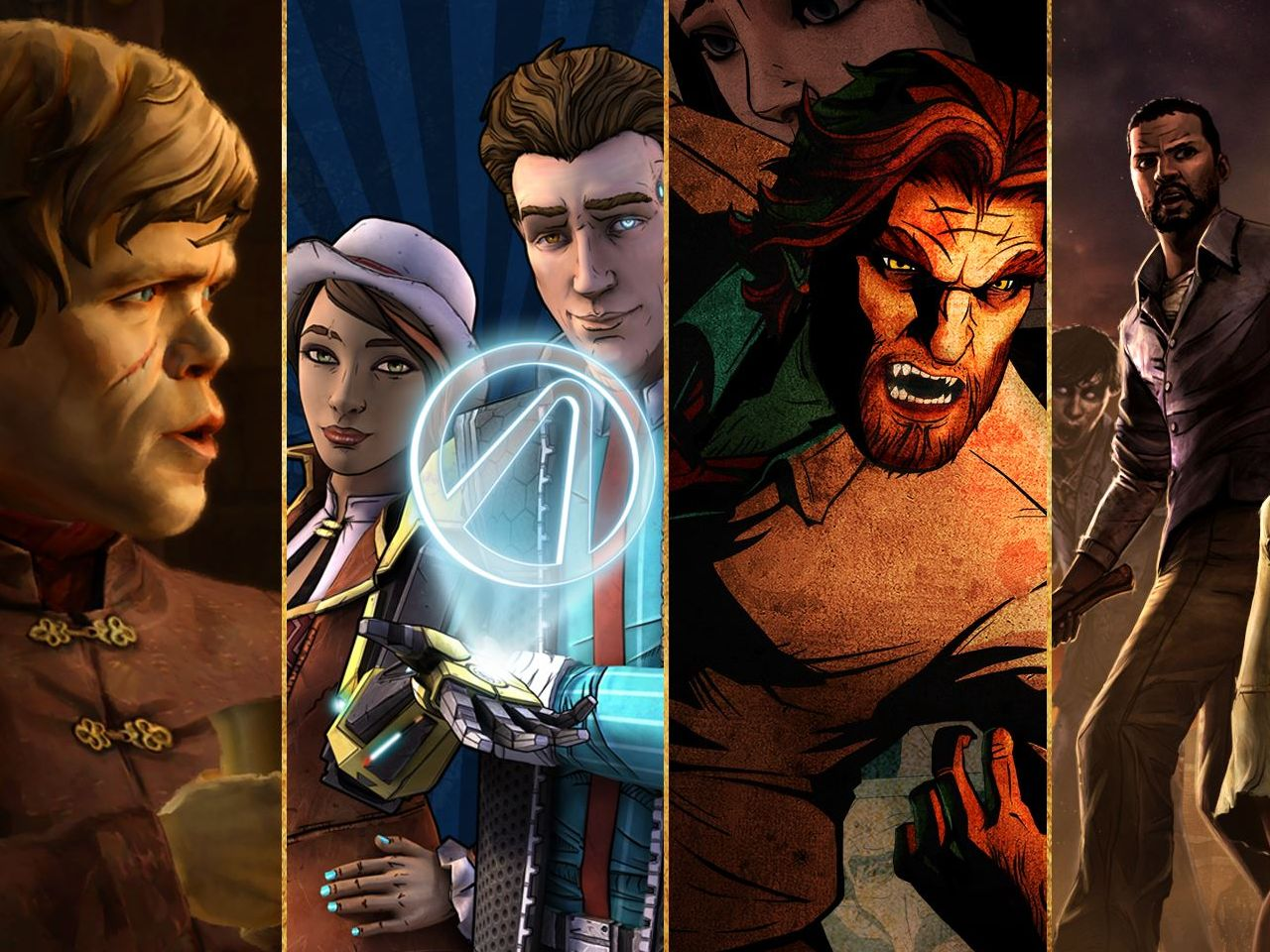 The Telltale Games Collection for Xbox One bundles five episodic games   Windows Central