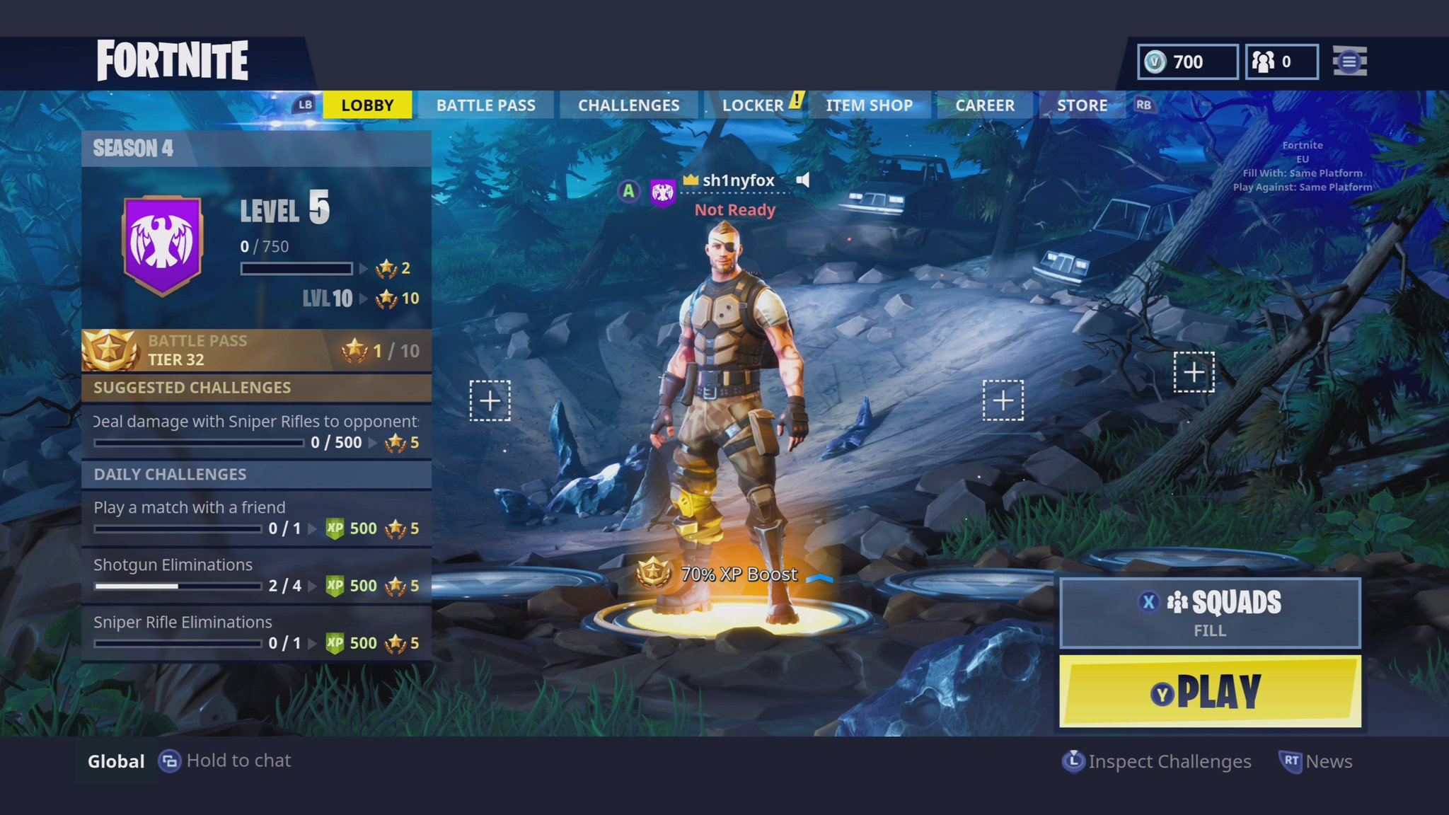 Fortnite Season 5 begins on July 12   Windows Central It s nearly time for a new Fortnite Battle Pass  Well  it s nearly time in  about two weeks  anyway  The current Season 4 is coming to an end and Epic  Games