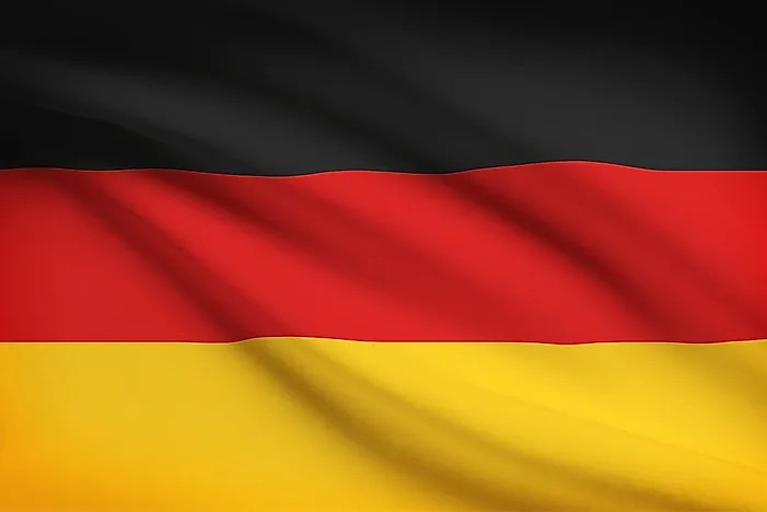 What Do the Colors of the German Flag Mean    WorldAtlas com What Do the Colors of the German Flag Mean