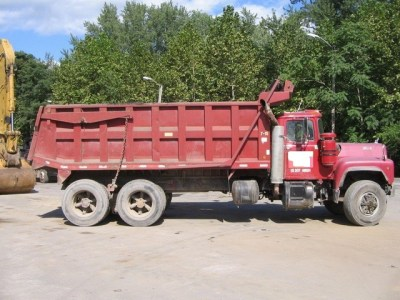 Triaxle Dump Truck Capacity | Droughtrelief.org